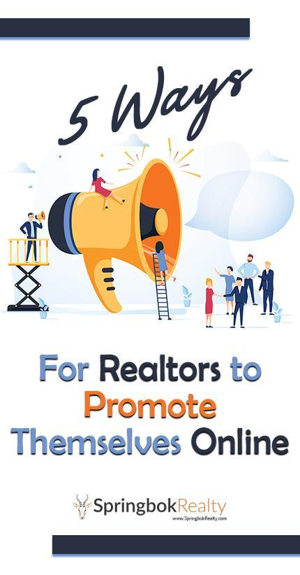 How to Promote Yourself in Real Estate