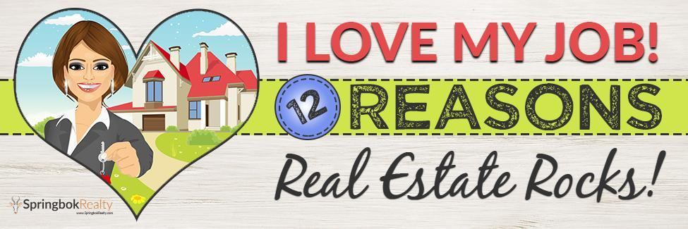 Great Reasons to be a Realtor
