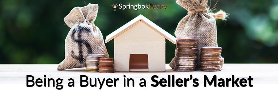 Being a Buyer in a Seller's Market