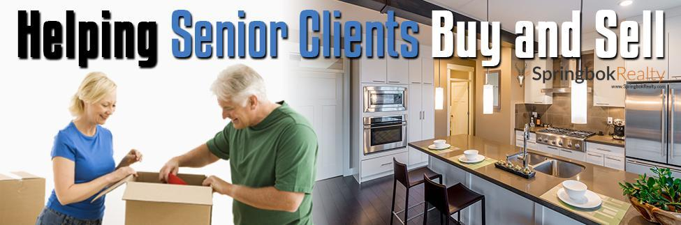 Tips on helping seniors buy and sell homes