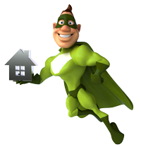 Real Estate Superhero