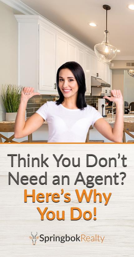 Hiring a Real Estate Agent is the Right Choice