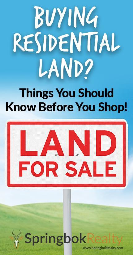 Tips for Buying Residential Land